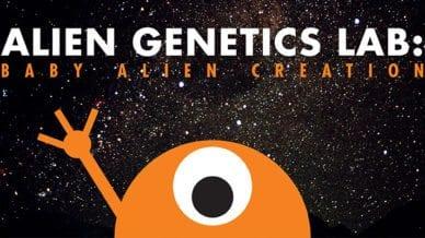 Teach Genetics By Creating Baby Aliens