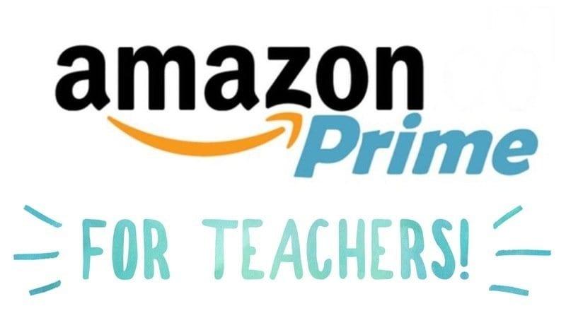 Amazon Logo with for Teachers