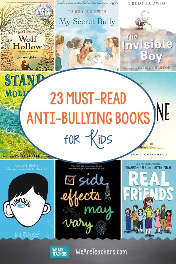 23 Must-Read Anti-Bullying Books for Kids