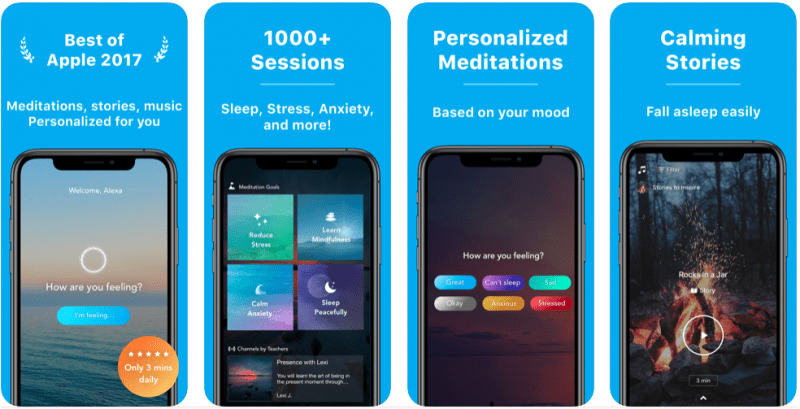 apps to combat anxiety