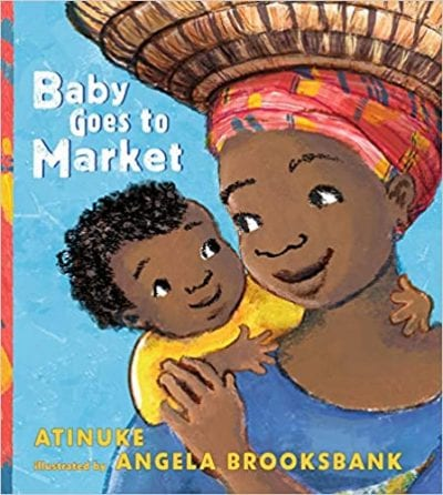 Baby Goes to the Market Picture Book