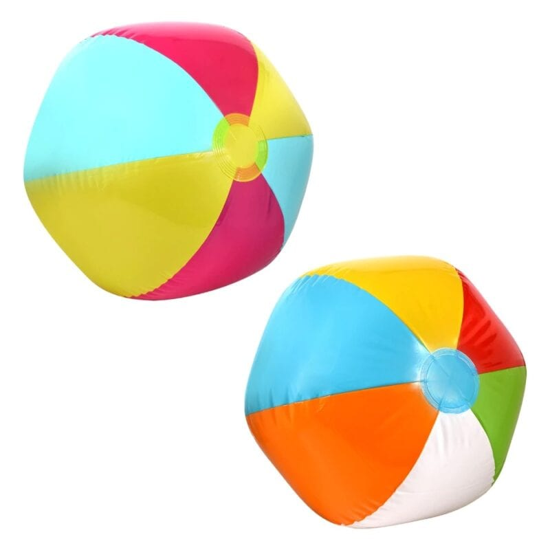Beach balls - inexpensive gift ideas for students