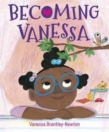Book cover Devenir Vanessa