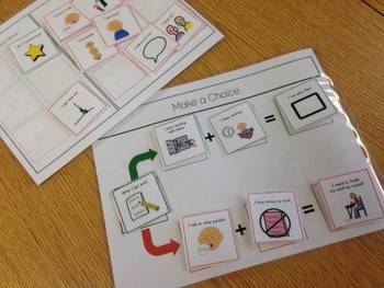 Behavior Contingency Maps to help students make good choices in the classroom