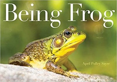 Being Frog Nature Book