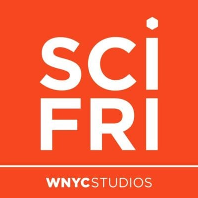 Science Friday podcast for teens logo