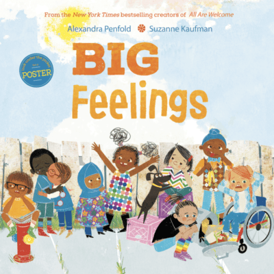 Big Feelings book cover