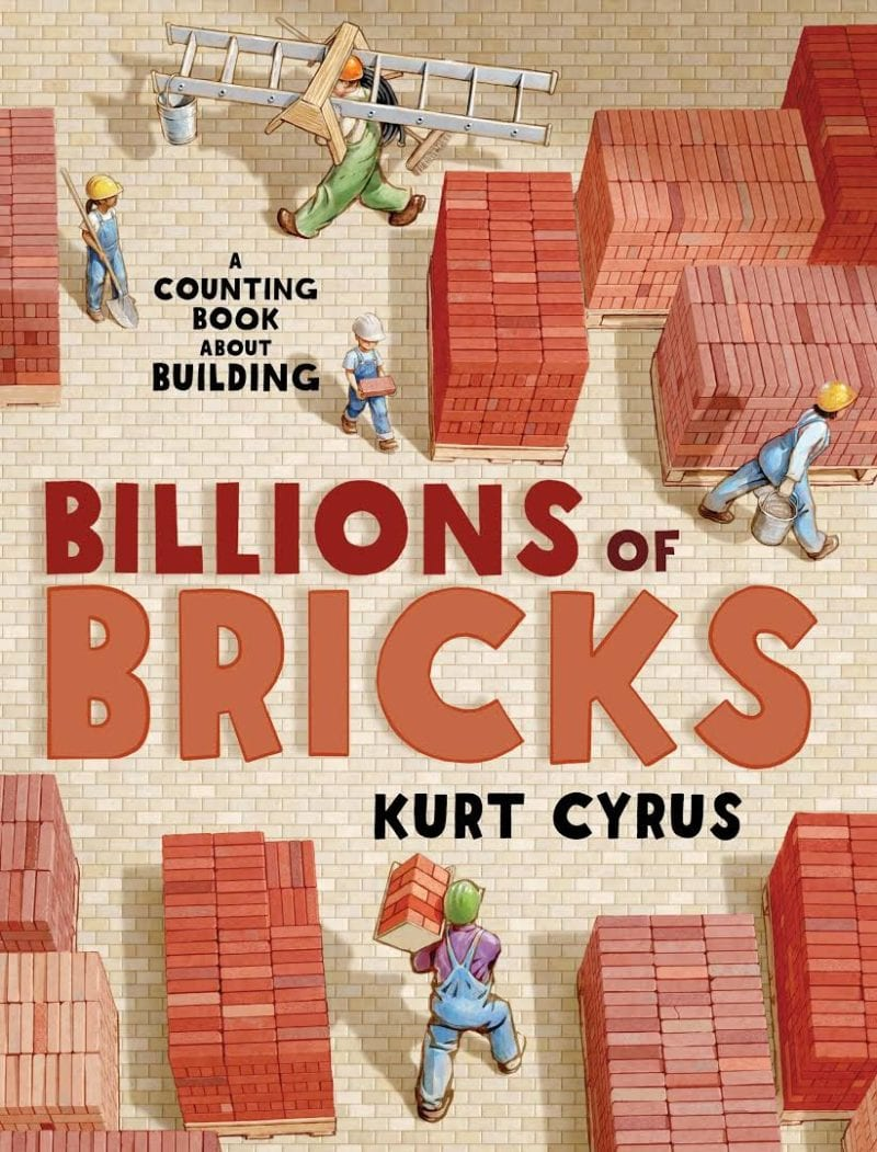 "Book cover of ""Billions of Bricks"""