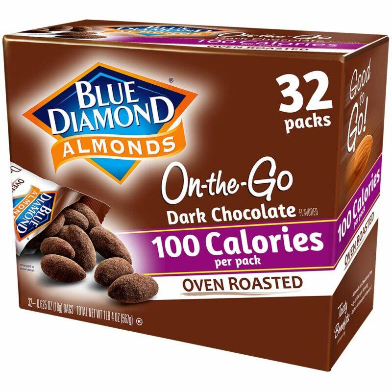 Blue Diamond Bitter Çikolatalı Badem