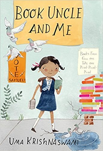 books about reading: book uncle and me