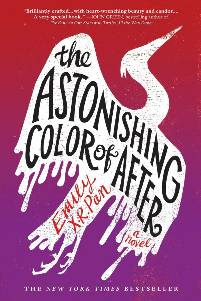 Cover of The Astonish Color of After