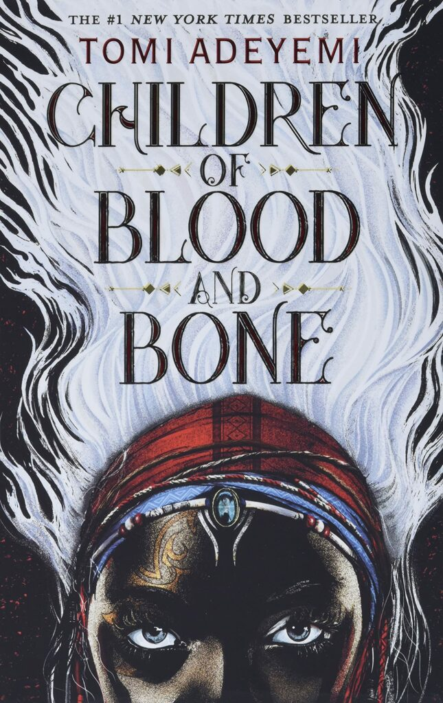 Cover of Children of Blood and Bone