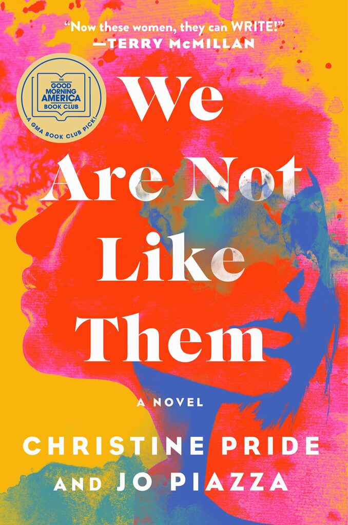 Cover of young adult novel We Are Not Like Them