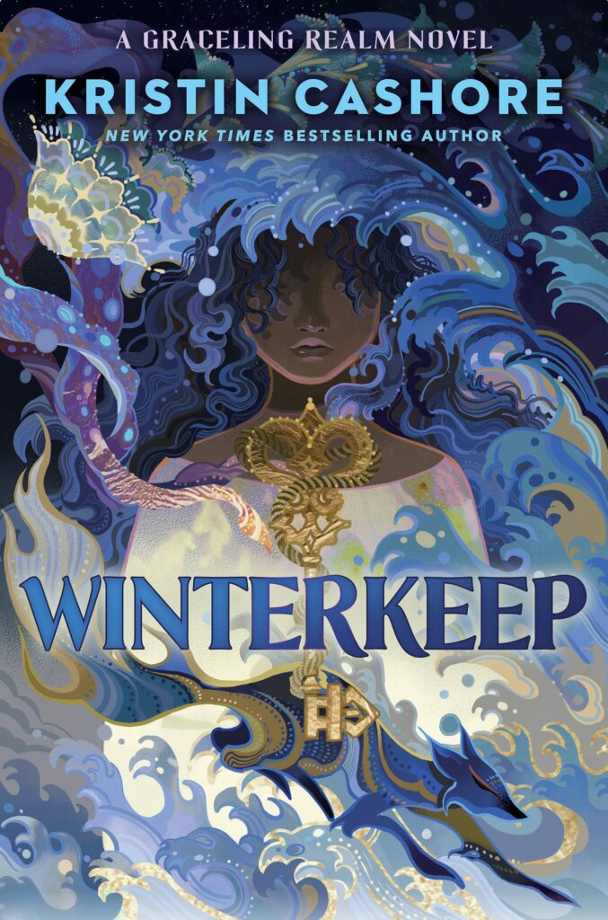 Cover of young adult novel Winterkeep
