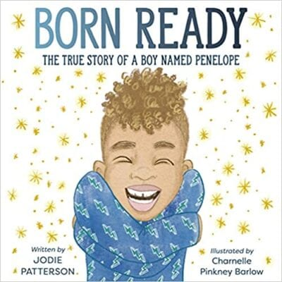 Book cover for Born Ready
