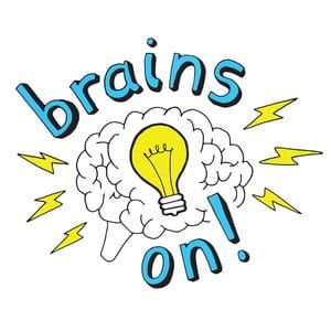 Brains On podcast for students
