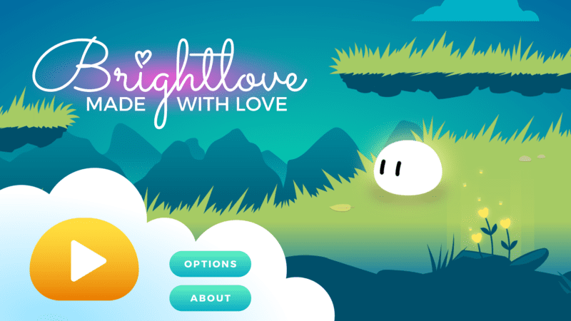 Screenshot of Brightlove game