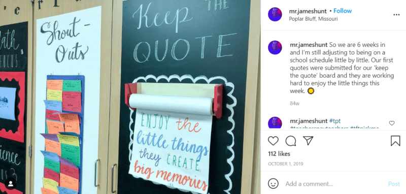 Still of bring hygge to your classroom with traditions from Instagram