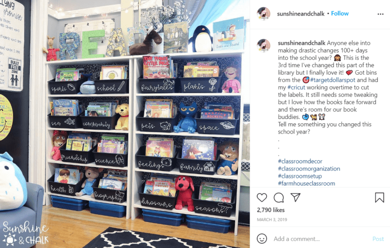 Still of build your school's reading culture by making it accessible from Instagram