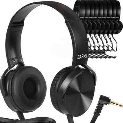 Bulk Classroom Headphones