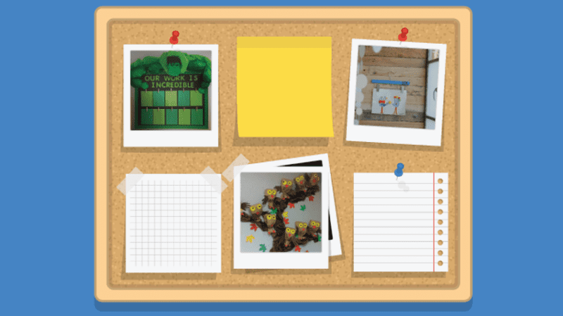 back-to-school bulletin boards