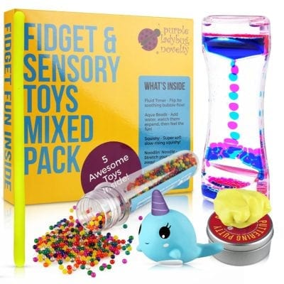 Calm Down Kit - Fidget and Sensory