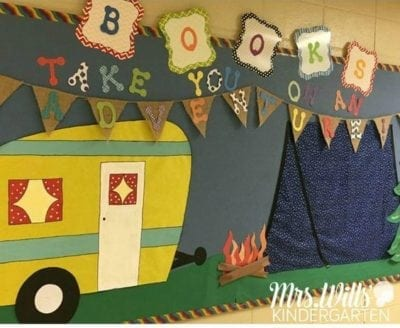 27 Great Ideas for a Camping Classroom Theme - WeAreTeachers