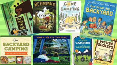 Best Camping Books for Kids