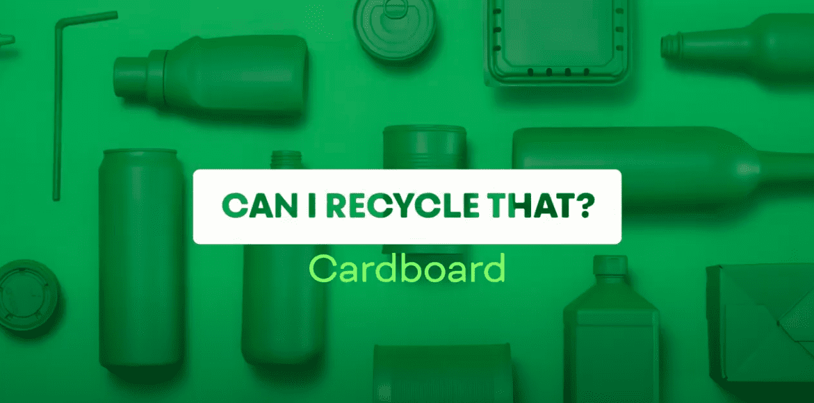 Can I Recycle That? Cardboard