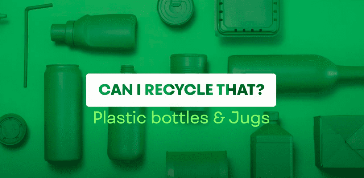 Can I Recycle That? Plastic Bottles & Jugs