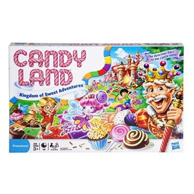 Best board games for preschoolers - Candyland