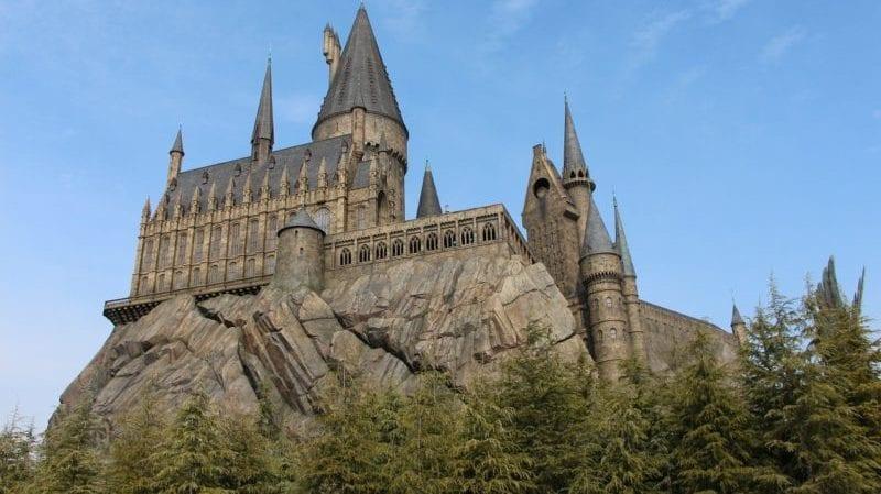 teaching at Hogwarts