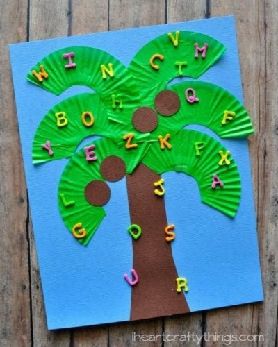 Chicka Chicka Boom Boom Activities and Lesson Ideas - photo#34