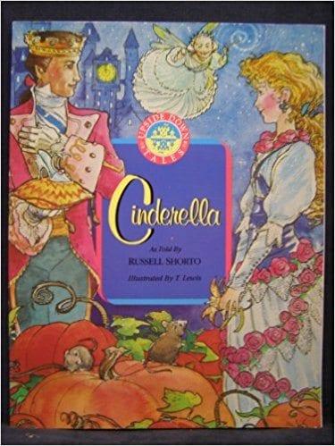 Cinderella fractured fairytales
