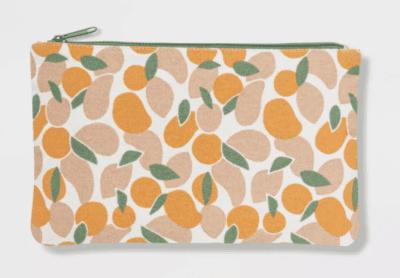 Citrus cute pencil pouch