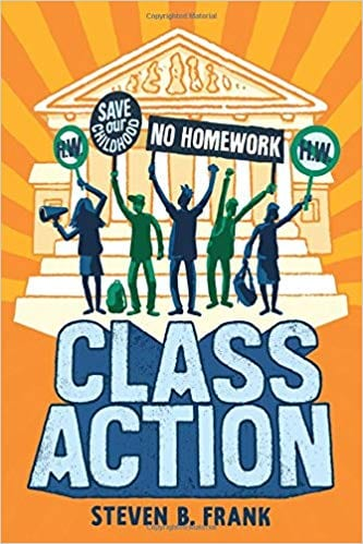 Book cover for Class Action
