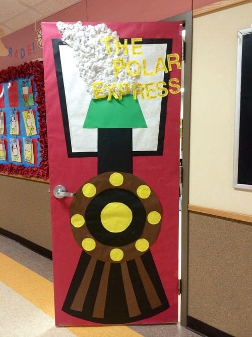 Unique Classroom Design Ideas ~ Amazing classroom doors for winter and the holidays