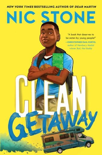 Clean Getaway book cover
