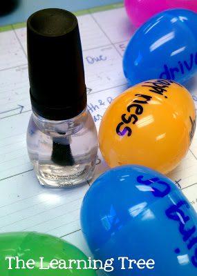 Clear nail polish will seal marker