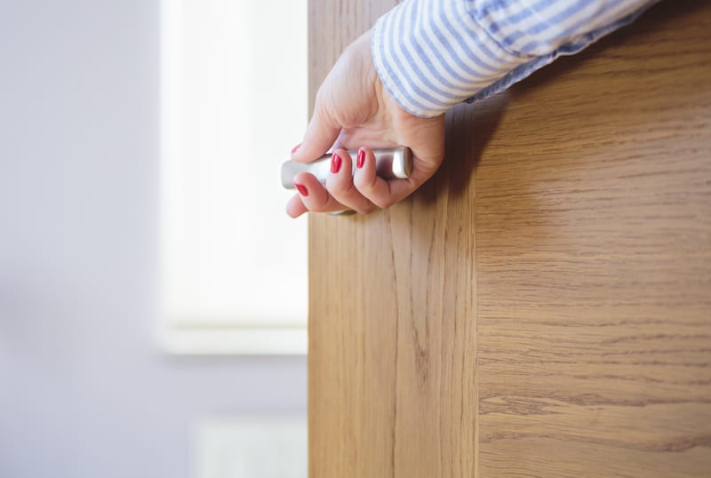 Closed Doors - Unexpected Benefits of Teaching