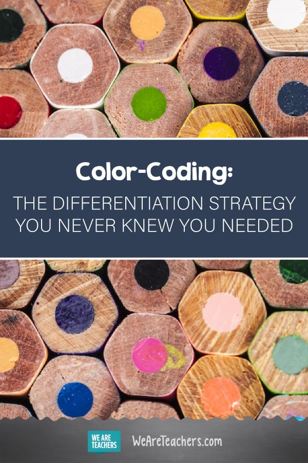 Color-Coding: The Differentiation Strategy You Never Knew You Needed