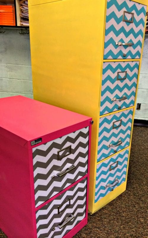 Top 14 File Cabinet Decorating Ideas for the Classroom - WeAreTeachers VF91