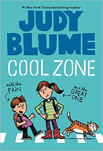 Book cover of Cool Zone by Judy Blume