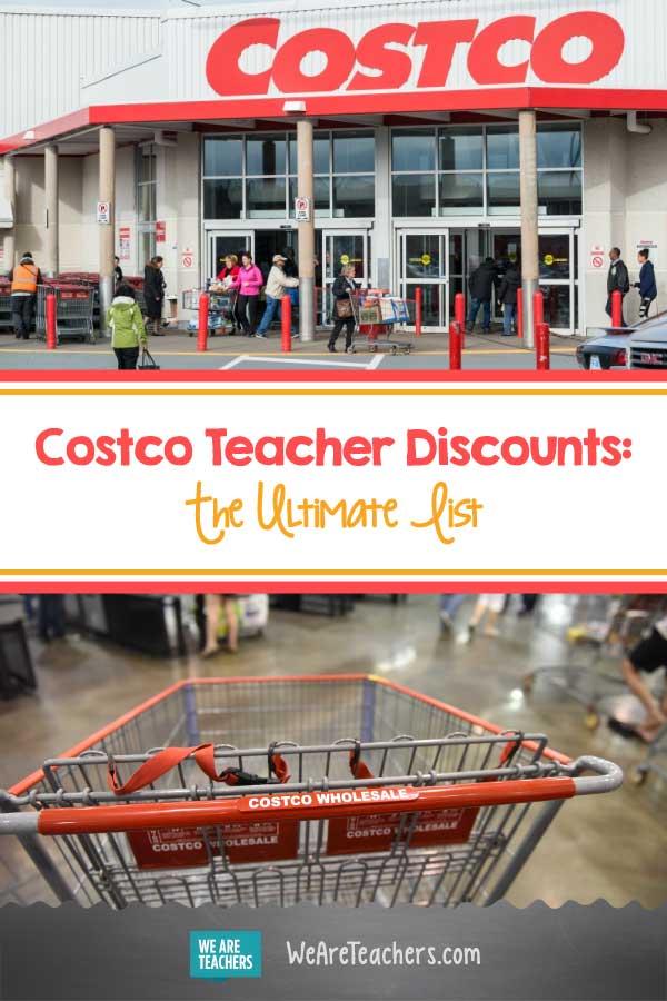 Costco Teacher Discounts: The Ultimate List