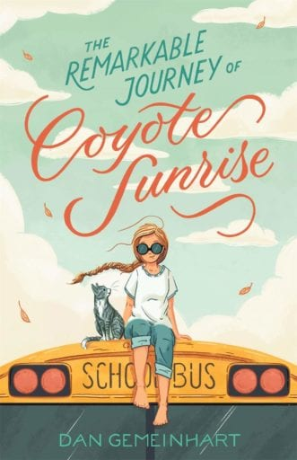 Coyote Sunrise book cover