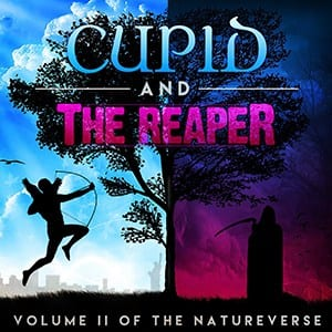 Logo image for Cupid and the Reaper podcast
