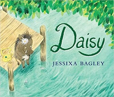 Book cover for Daisy as an example of children's books to teach social skills