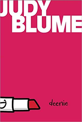 Book cover of Deenie by Judy Blume
