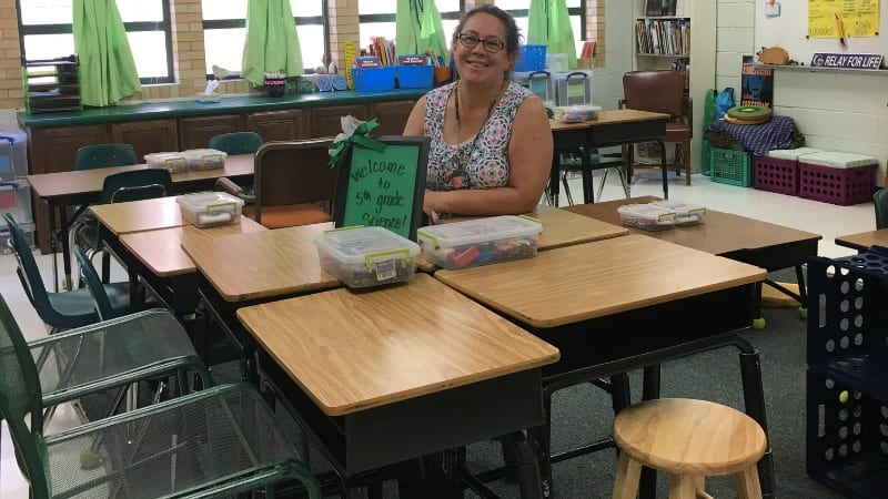 How I Made My Own Standing Desks For My Classroom