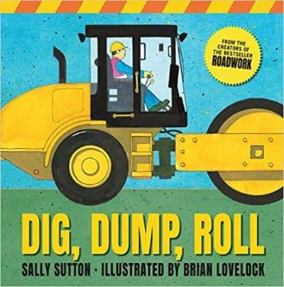 Dig, Dump, Roll Construction Book